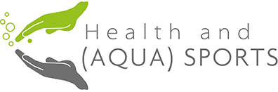 Health and Aqua Sports Logo